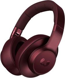 Ausinės Fresh 'n Rebel Clam ANC Over-Ear Bluetooth Ruby Red, belaidės