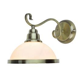 Sieninis šviestuvas Futura P708-1W, 60W, E27