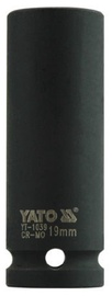 Yato Hexagonal Deep Impact Socket 1/2'' 19mm