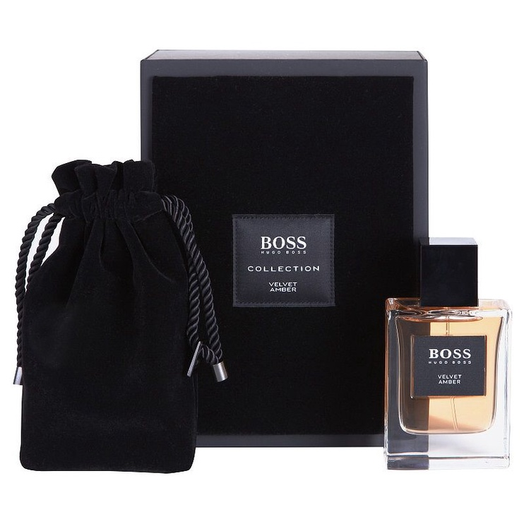 Kvepalai Hugo Boss Boss The Collection Velvet & Amber 50ml EDT