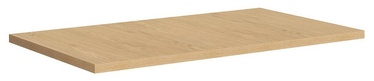 Black Red White Vario Modern Table Top 140x80cm Natural Oak