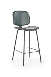 Halmar H-84 Bar Stool Green