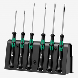 Wera Screwdrivers Set Micro 2035 6pcs