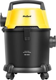 Rebel Wet&Dry Industrial Vacuum Cleaner Yellow
