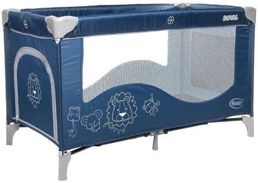 4Baby Playyard Royal Blue