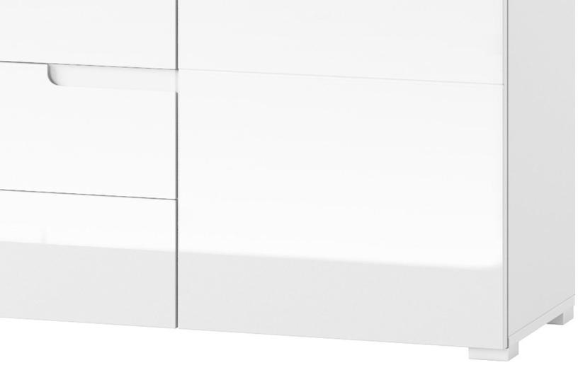 Komoda Szynaka Meble Selene 8, 165x40x80 cm