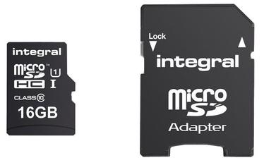 Integral Ultima Pro 16GB Micro SDHC UHS-1 Cl10