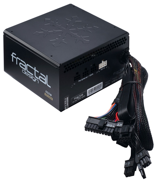Fractal Design ATX 2.4 Integra M 650W FD-PSU-IN3B-650W-EU