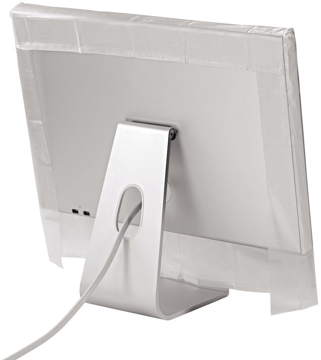 "Hama Transparent Monitor Dust Cover 24""/26"""