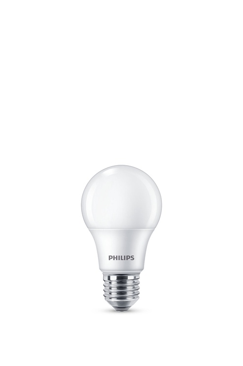 LED SP.PHILIPS A60 7W E27 3000K680LM MAT