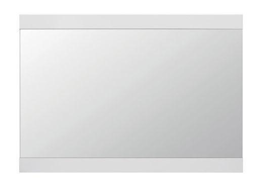 Spogulis WIPMEB Polaris Typ 50 White, stiprināms, 92x66 cm