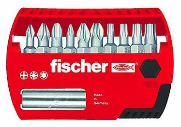Fischer Professional Bit Set FPB Torx And Pozi Drive 533153