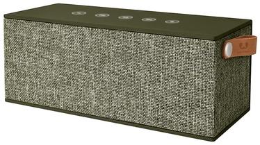 Belaidė kolonėlė Fresh 'n Rebel Rockbox Brick XL Fabriq Edition Army