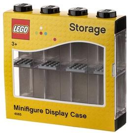 LEGO Minifigure Display Case 8 Black 40650003