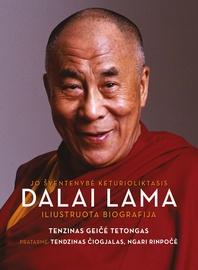 Knyga Jo Šventenybė XIV Dalai Lama