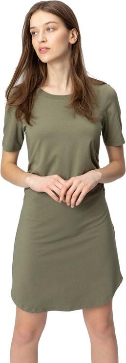 Audimas Soft Touch Modal Dress Deep Lichen Green M