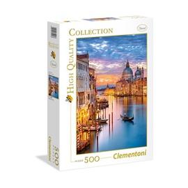 Puzle Clementoni Lighting Venice 35056, 500 gab.