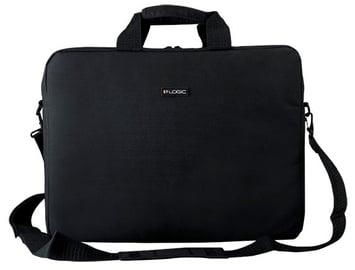 Сумка для ноутбука Logic, черный, 15.6″