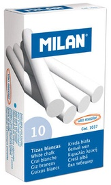 Milan Sulfate Chalks 10pcs White 1037