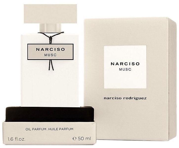 Rodriguez 50ml Narciso Kvepalai Parfum Musc Oil SzpUMV