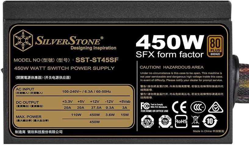 SilverStone SFX V3.0 450W SST-ST45SFV3.0