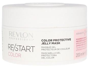 Kaukė plaukams Revlon Re/Start Color Protective Jelly Mask, 200 ml