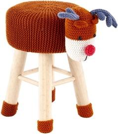 Детский стул Halmar Dolly 3, многоцветный, 420 мм x 290 мм