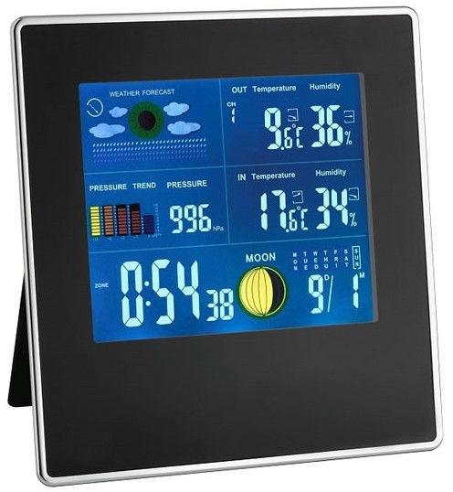 TFA 35.1126 Gallery Digital Wireless Station With Outdoor Sensor