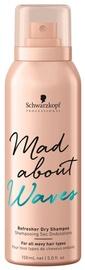 Sausais šampūns Schwarzkopf Mad About Waves Refresher, 150 ml