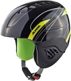 Alpina Carat Black/Green 48-52