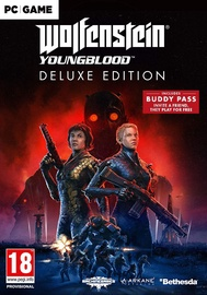 Wolfenstein: Youngblood Deluxe Edition incl. Buddy Pass PC