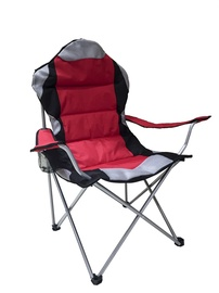 SN Camping Chair Red YXC-605-1