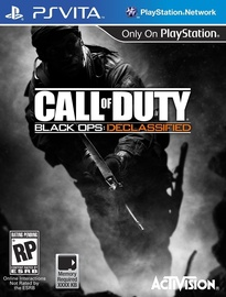 Call Of Duty Black Ops Declassified PSV