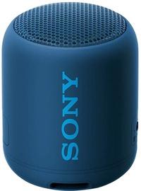 Belaidė kolonėlė Sony XB12 Extra Bass Blue