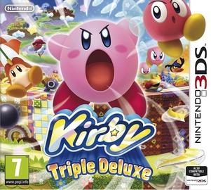 Nintendo 3DS Kirby: Triple Deluxe