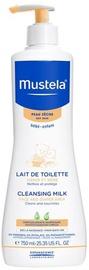 Mustela Dry Skin Cleansing Milk 750ml