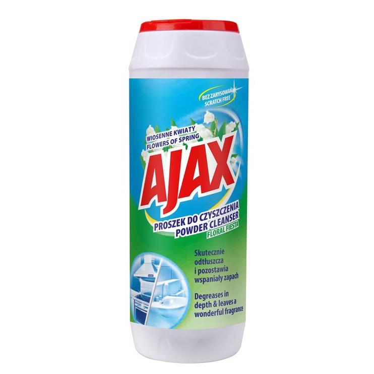 Šveitimo milteliai Ajax Green, 0,45 kg