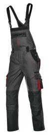 Sir Safety System Harrison Bib-Trousers Grey 46