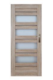 Vidaus durų varčia Etna, sonoma alksnio, kairinė, 64.4x203.5 cm