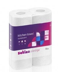 Papīra dvieļi Satino Prestige 157570, 2 gab.
