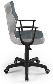 Детский стул Entelo Norm CR06, черный, 400 мм x 1045 мм
