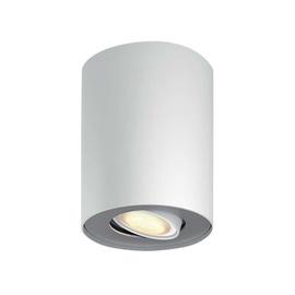 Lubinis šviestuvas Philips Hue Pilar 56330/30/P8, 5.5W, GU10, LED