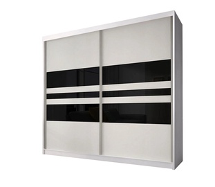 Idzczak Meble Wardrobe Multi 01 183cm White