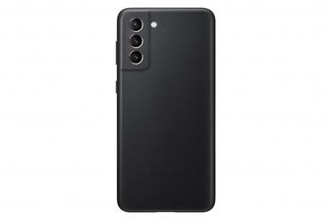 Nahk kott telefoni jaoks Samsung Galaxy S21 Plus