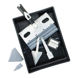 Harris Painting Tool Set Black Grey 6pcs