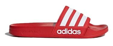 Adidas Adilette Cloudfoam Slides AQ1705 Red 42