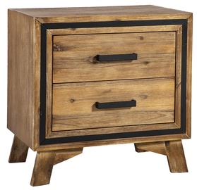 Home4you Nightstand Richard 21811