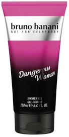Bruno Banani Dangerous Woman 150ml Shower Gel
