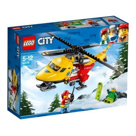 Konstruktorius LEGO City, Greitosios pagalbos sraigtasparnis 60179