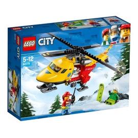 Konstruktor LEGO City, Greitosios Kiirabihelikopter 60179
